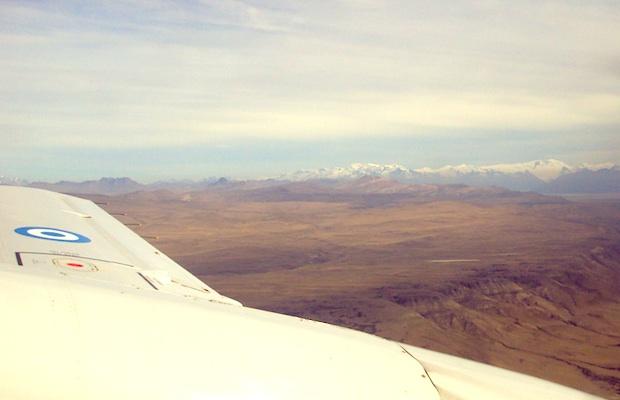 Avião LADE El Calafate