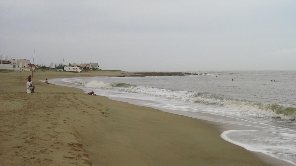 praias uruguai la balconada la paloma