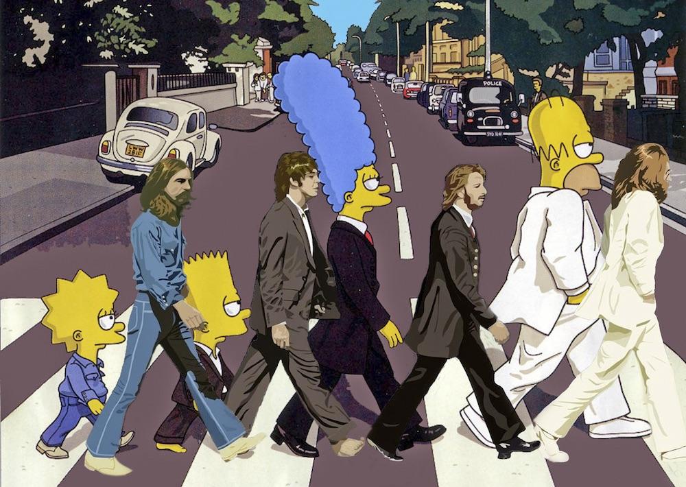 Atravessei a Abbey Road dos Beatles e não gostei