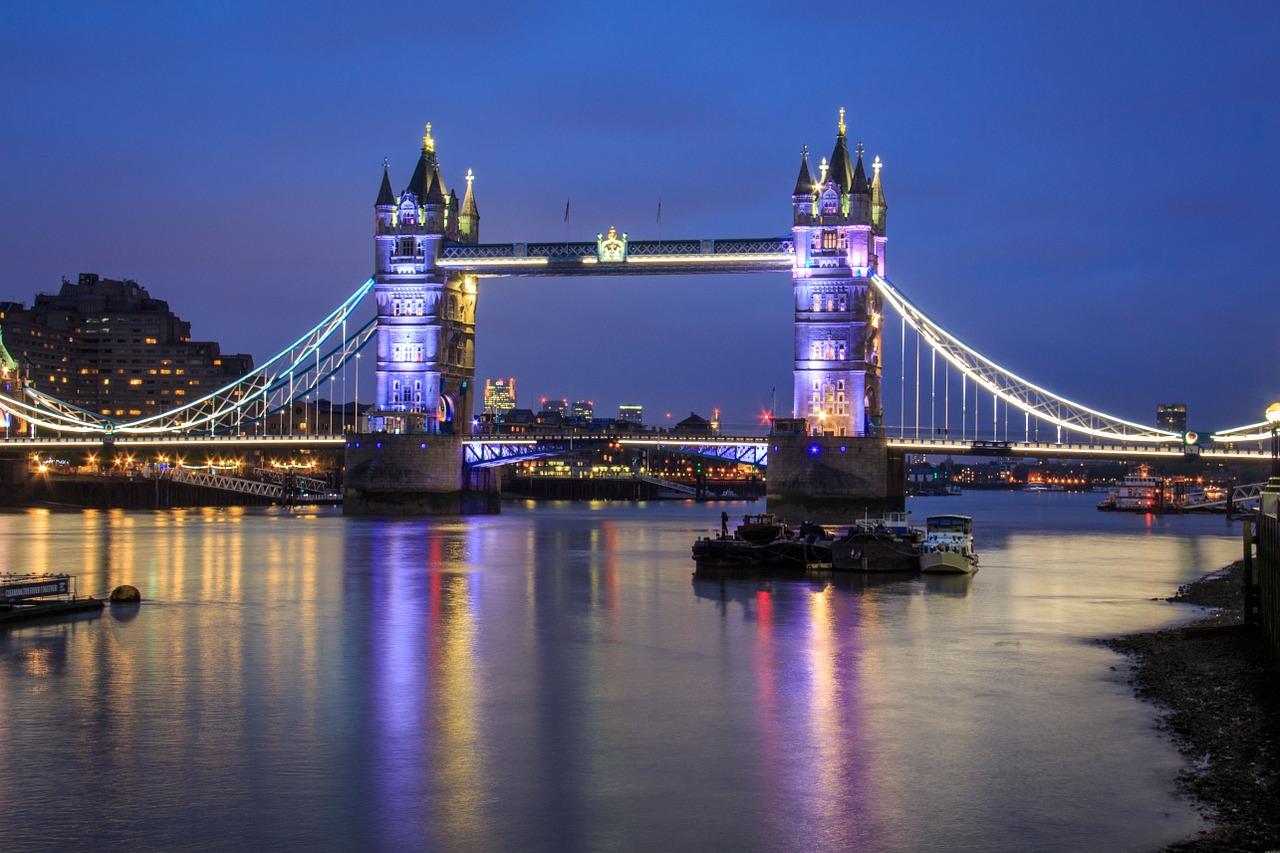 ponte tower bridge london