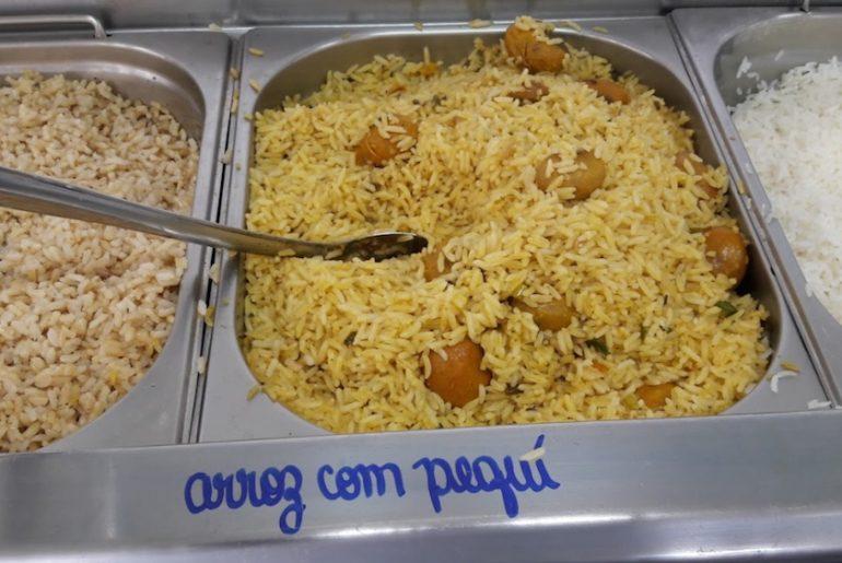 arroz com pequi comidas tipicas goias