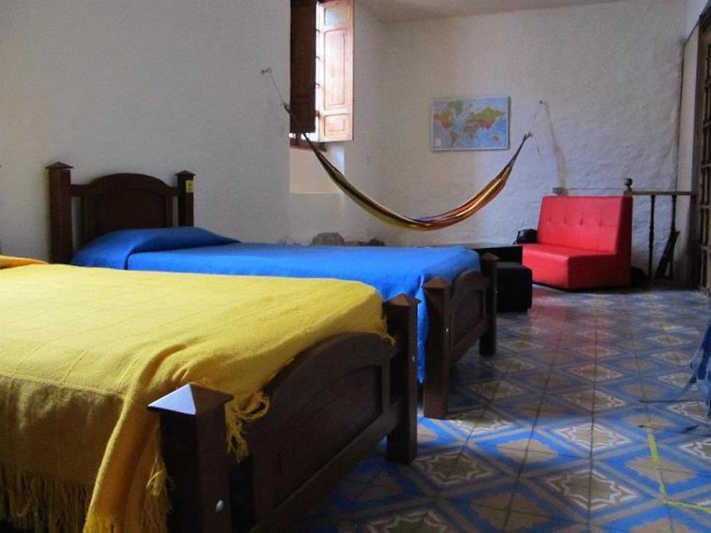 casa bellavista hostel bogota
