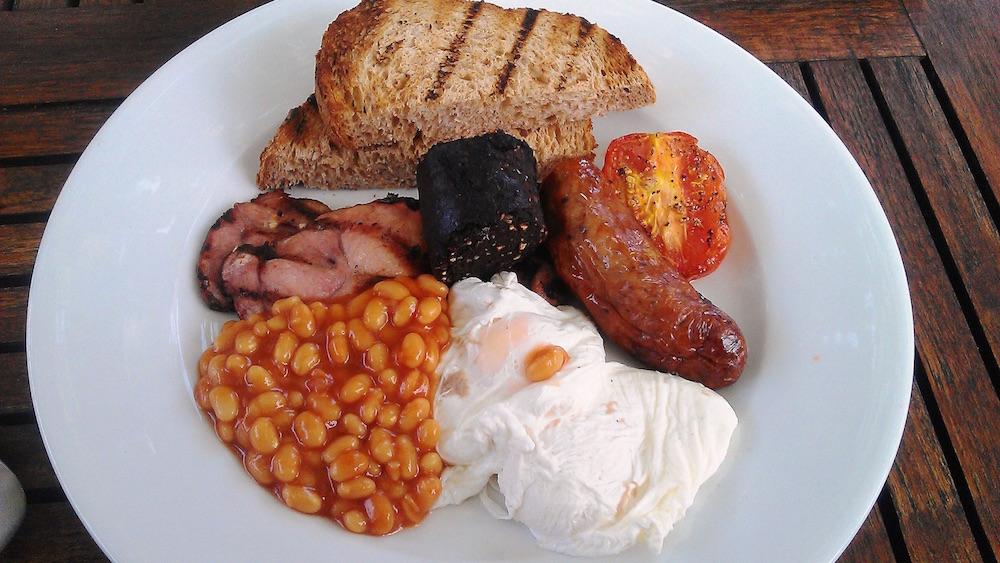 full english breakfast inglaterra
