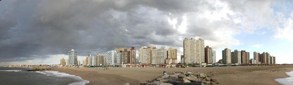 praia argetina cidade miramar