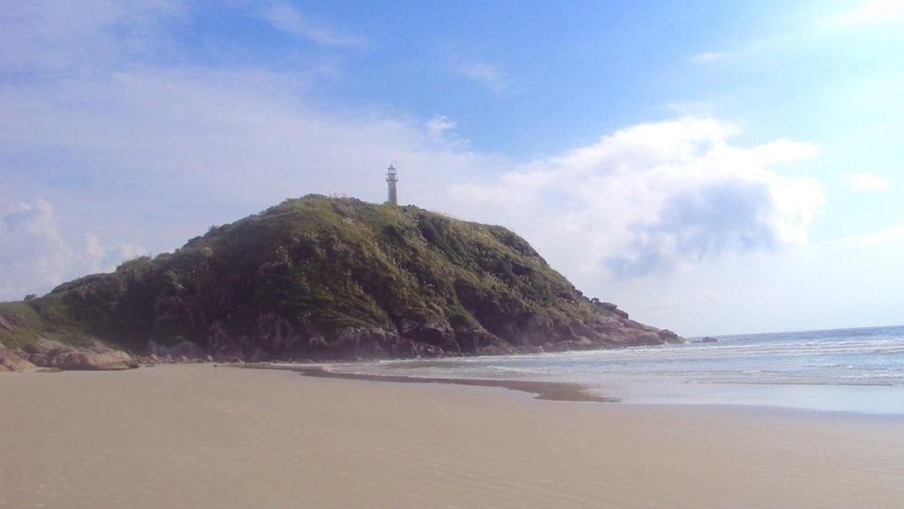 ilha do mel praia de fora