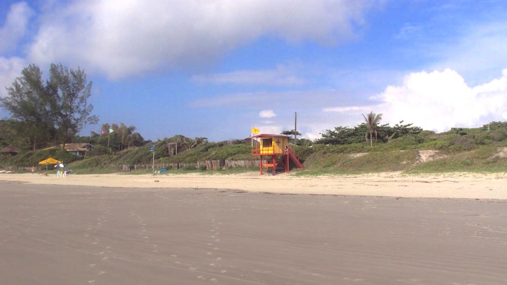 praia ilha do mel