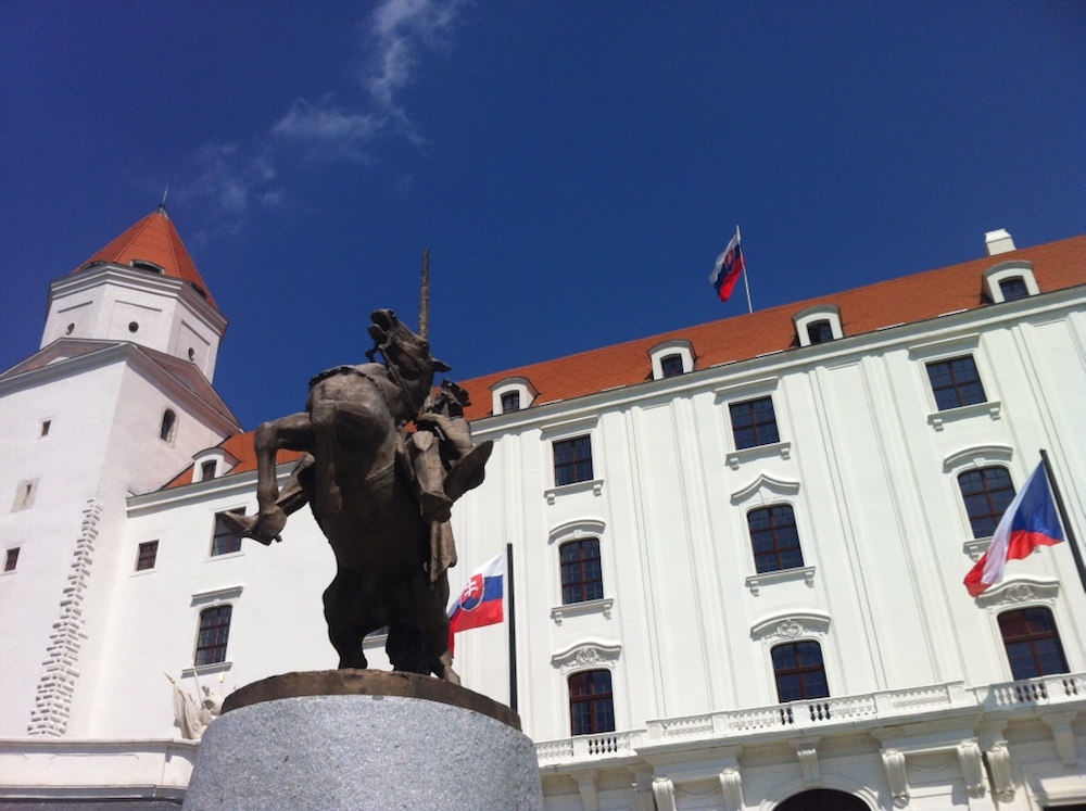 bratislava castelo
