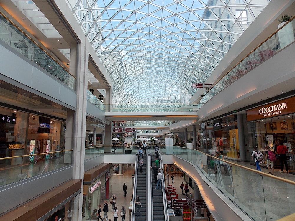 bratislava eurovea shopping