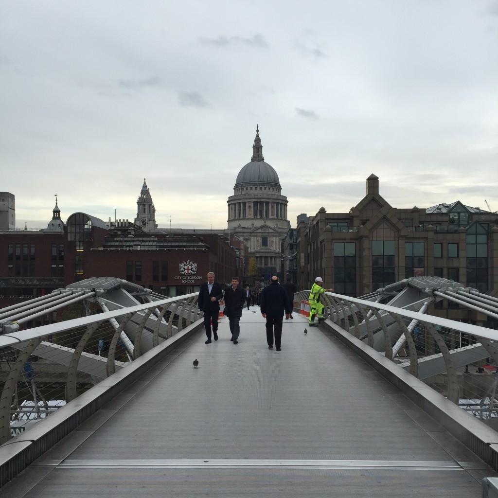 foto 5 - Millenium Bridge londres