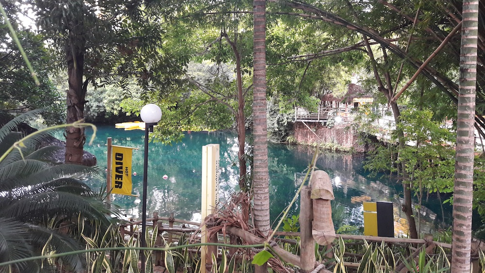 lago hotpark parque das fontes