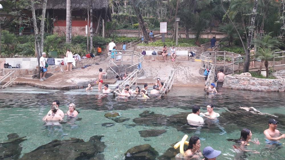 piscina poço do governador e da primeira dama