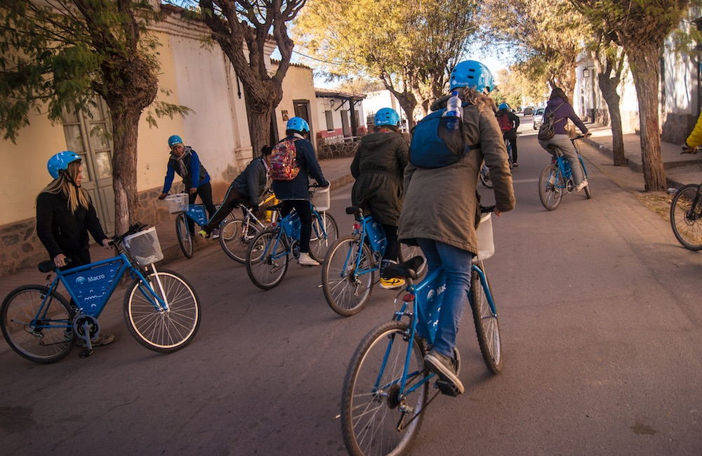 bicicletas salta argentina