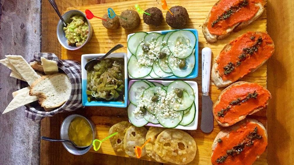 restaurante vegetariano jericoacoara